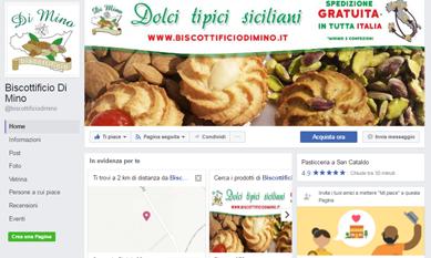 Facebook Biscottificio Di Mino