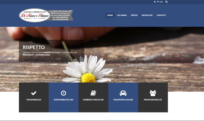 sito web Di Marco e Pelonero