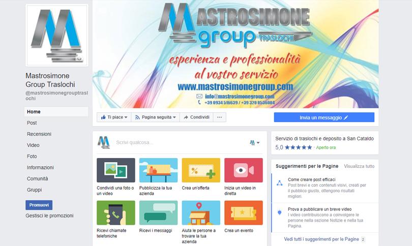 Facebook Mastrosimone Group