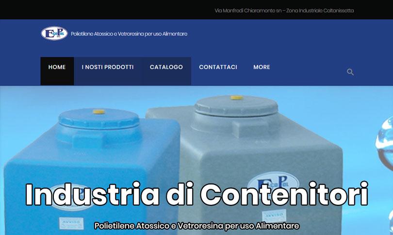 sito web Ecopol