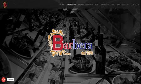 sito web Barbera