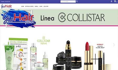 ecommerce Giohair Stock
