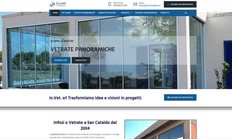 sito web Invet