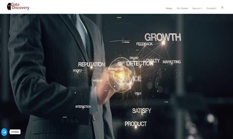 sito web Data Discovery