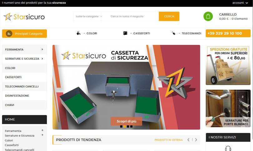 ecommerce Starsicuro
